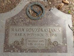 Maria <I>Dokos</I> Kastanis