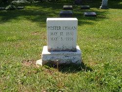 Hester <I>Fenner</I> Lyman