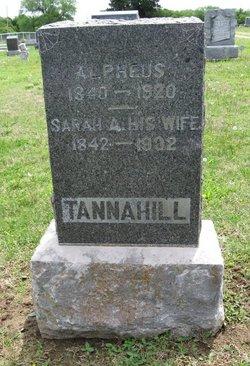 Sarah A. Tannahill