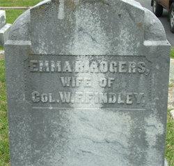 Emma R <I>Rogers</I> Findley