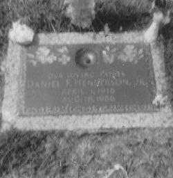 Daniel Franklin Henderson