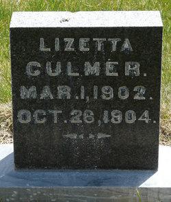 Lizetta Culmer