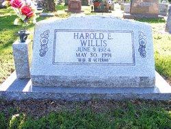 Harold Eugene Willis, Sr