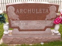 Emma Margarita <I>Griego</I> Archuleta