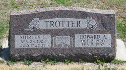 Howard A Trotter