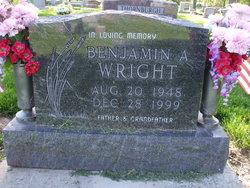 Benjamin A. Wright