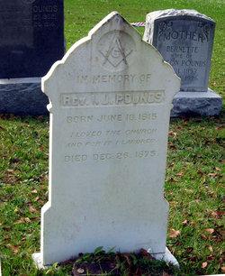 Rev Isom Johnson Pounds
