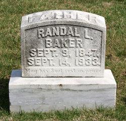 Randal Leo Baker, Sr