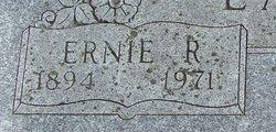 Ernie R. Lang