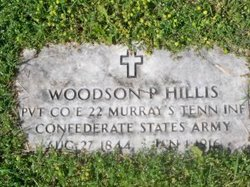 Woodson P. Hillis