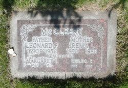Melba Mccleery