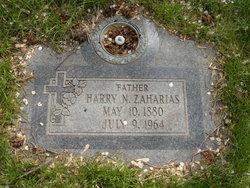 Harry N Zaharias