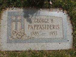 George H Pappasideris