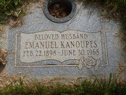 Emanuel Kanoupes