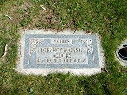 Florence Mary <I>Gange</I> Acocks