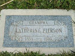 Katherine Pierson