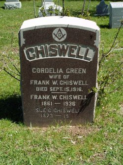 Cordelia Woodworth <I>Green</I> Chiswell