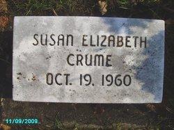 Susan Elizabeth Crume