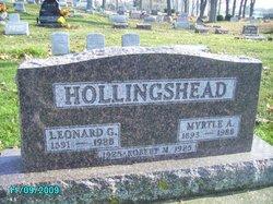 Robert M. Hollingshead