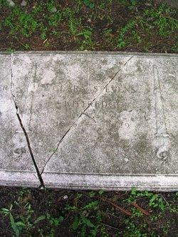 Clara Kittredge <I>Stevens</I> Kittredge