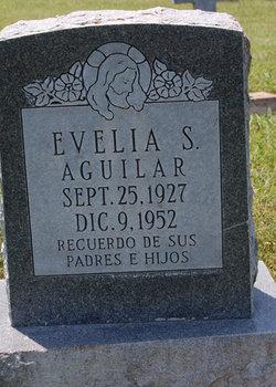 Evelia <I>Salazar</I> Aguilar
