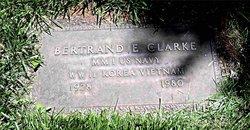 Bertrand Eugene Clark