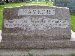 Moroni Glen TAYLOR