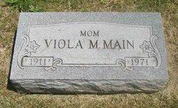Viola Mae <I>Ackerman</I> Main