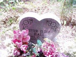 Etter Lee <I>Elder</I> Hall