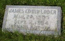 James Edwin Loder