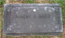 Robert R Baird