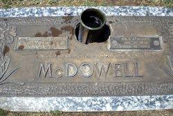 Ora A <I>Scott</I> McDowell