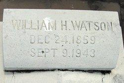 William H. Watson