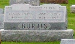 Lanson J. Burris