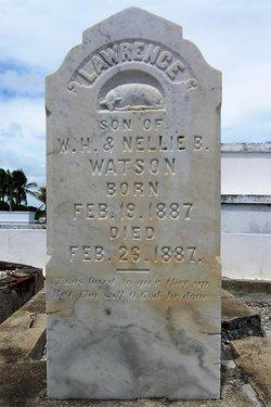 Lawrence Watson
