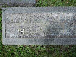 Mary Evangeline <I>Fee</I> Palmer