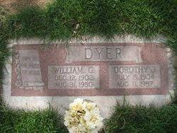 Dorothy Julia <I>Holmes</I> Dyer