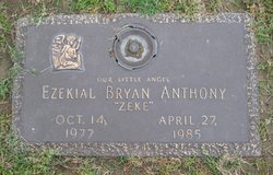 "Eekial Bryan ""Zeke"" Anthony"