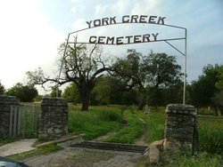 York Creek Cemetery