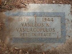"""Vasileos Konstantine """"William"""" Vasilacopulos"""
