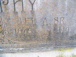 Lee A Murphy, Sr