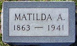 Matilda Angelet <I>Moffitt</I> Foushee