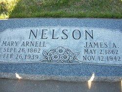 Mary Eliza <I>Arnell</I> Nelson