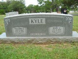 Mary C <I>Brummett</I> Kyle