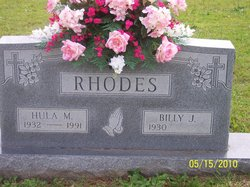 Billy J. Rhodes