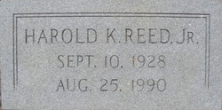 Harold Kenneth Reed, Jr