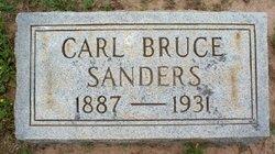 Carl Bruce Sanders