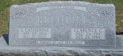 Sarah Catherine <I>Marts</I> Krehbiel