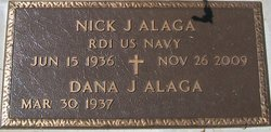 Nick J Alaga