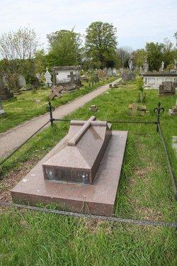 Rev Alfred Whitehead